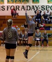 8279 Varsity Volleyball v Crosspoint 102315
