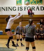 8292 Varsity Volleyball v Crosspoint 102315