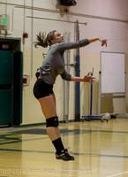 8383 Varsity Volleyball v Crosspoint 102315