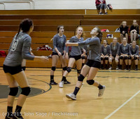 8394 Varsity Volleyball v Crosspoint 102315