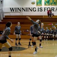 8398 Varsity Volleyball v Crosspoint 102315