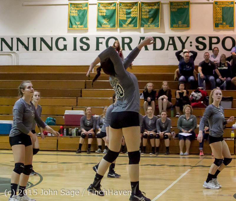 8403 Varsity Volleyball v Crosspoint 102315