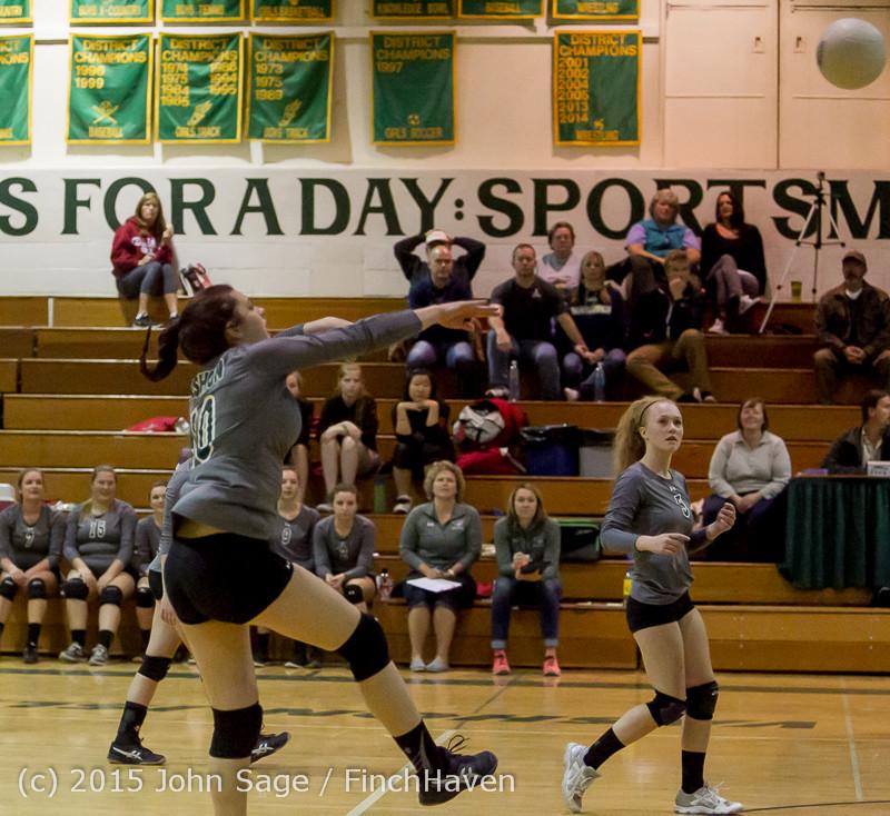 8405 Varsity Volleyball v Crosspoint 102315