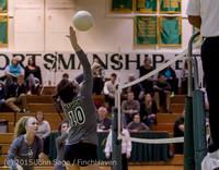 8417 Varsity Volleyball v Crosspoint 102315