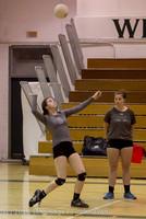 8423 Varsity Volleyball v Crosspoint 102315