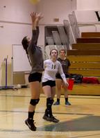 8431 Varsity Volleyball v Crosspoint 102315