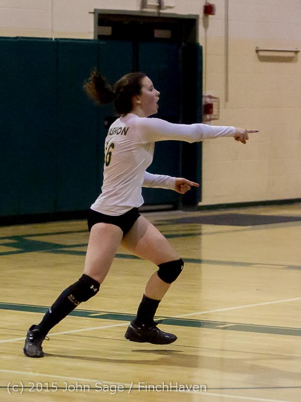 8444 Varsity Volleyball v Crosspoint 102315