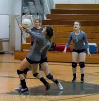 8445 Varsity Volleyball v Crosspoint 102315
