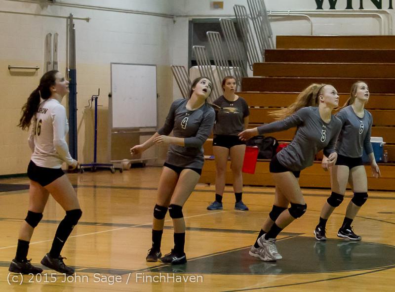 8450 Varsity Volleyball v Crosspoint 102315