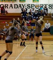 8453 Varsity Volleyball v Crosspoint 102315