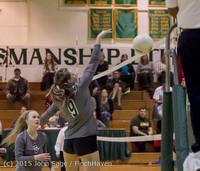 8460 Varsity Volleyball v Crosspoint 102315