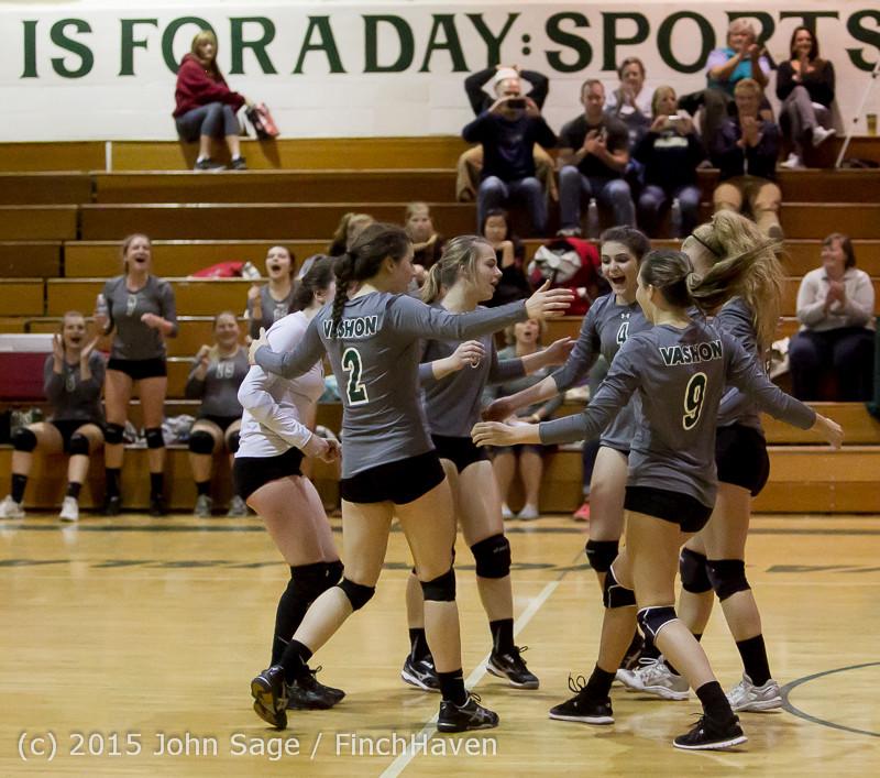 8471 Varsity Volleyball v Crosspoint 102315