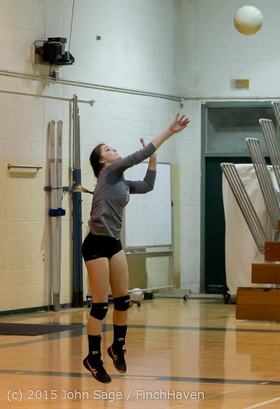 8483 Varsity Volleyball v Crosspoint 102315