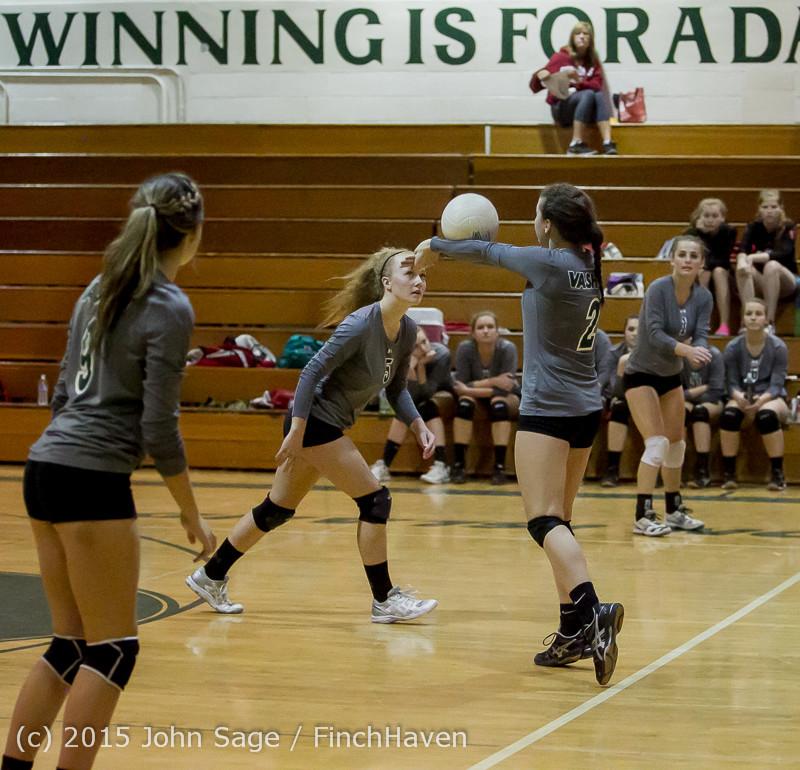 8510 Varsity Volleyball v Crosspoint 102315