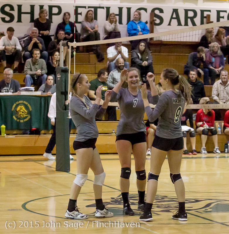 8570 Varsity Volleyball v Crosspoint 102315