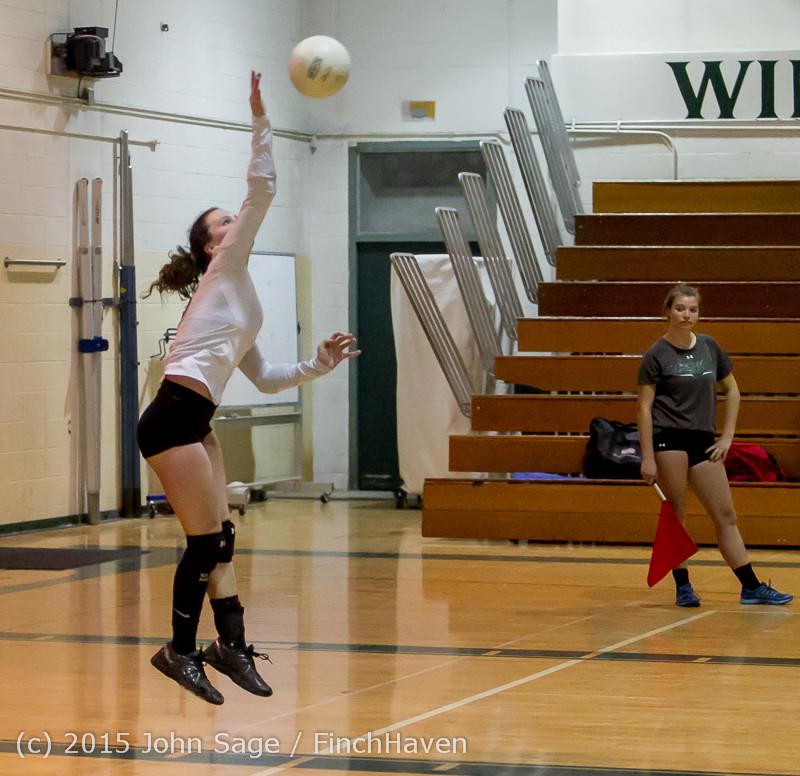8647 Varsity Volleyball v Crosspoint 102315