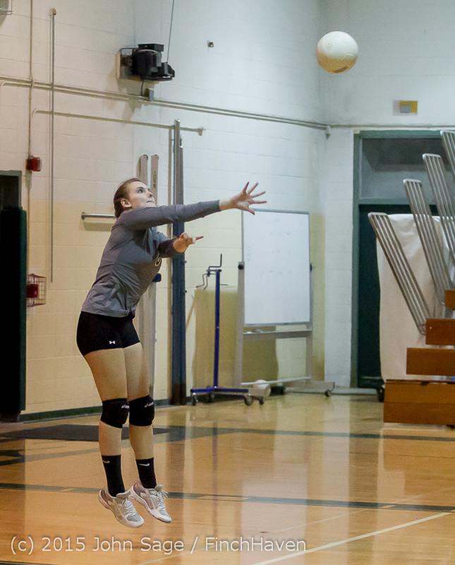8704 Varsity Volleyball v Crosspoint 102315