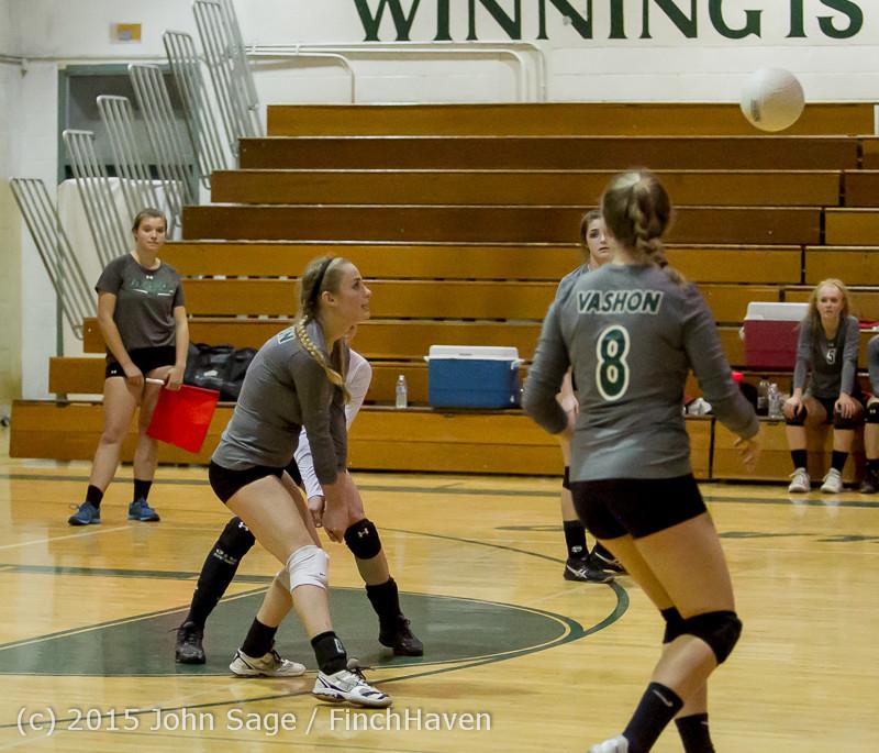 8732 Varsity Volleyball v Crosspoint 102315
