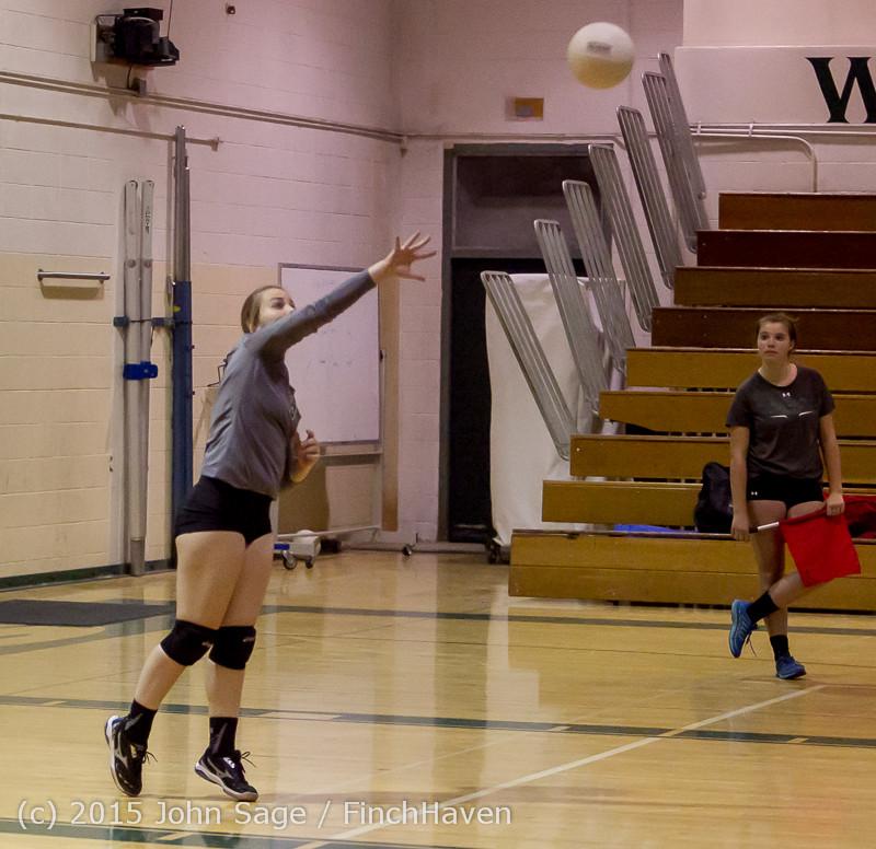 8843 Varsity Volleyball v Crosspoint 102315