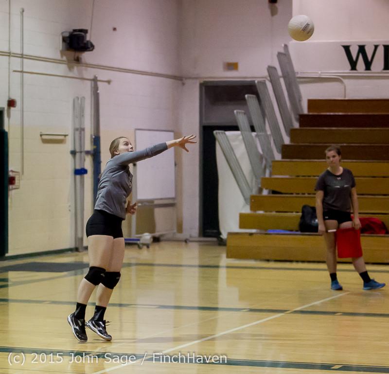 8863 Varsity Volleyball v Crosspoint 102315