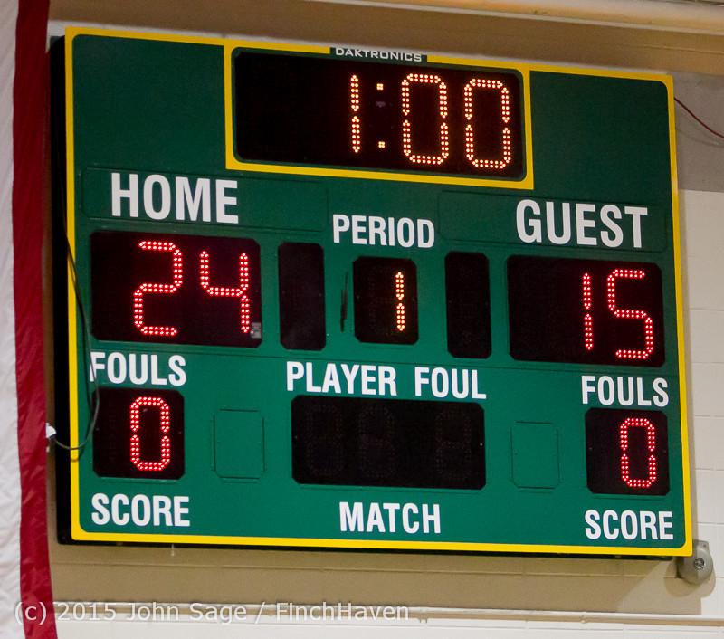 8902 Varsity Volleyball v Crosspoint 102315