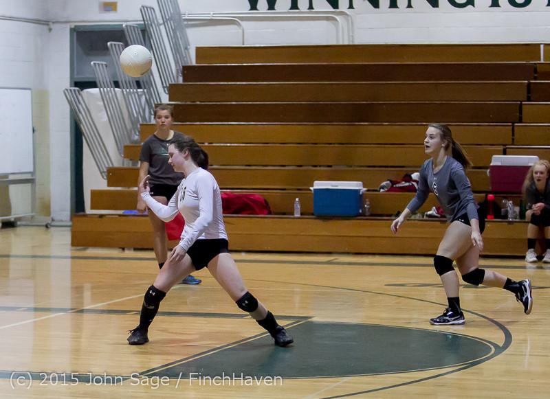 8937 Varsity Volleyball v Crosspoint 102315