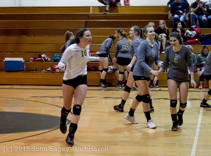 8962 Varsity Volleyball v Crosspoint 102315