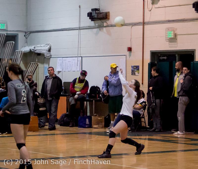 8982 Varsity Volleyball v Crosspoint 102315