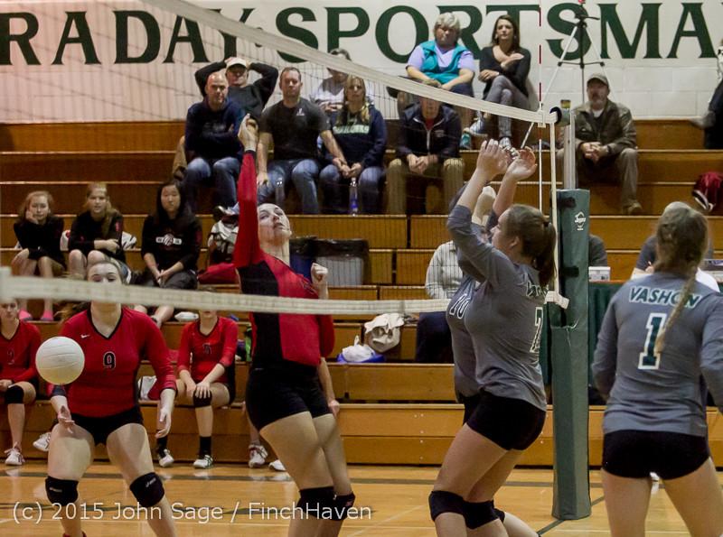 9018 Varsity Volleyball v Crosspoint 102315