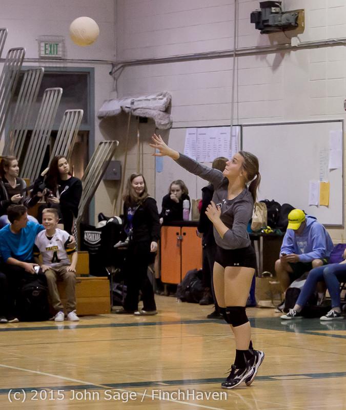 9175 Varsity Volleyball v Crosspoint 102315