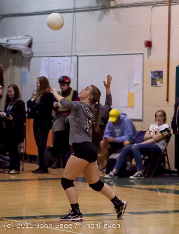 9178 Varsity Volleyball v Crosspoint 102315