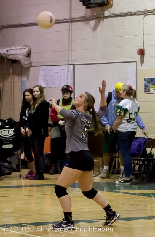 9188 Varsity Volleyball v Crosspoint 102315