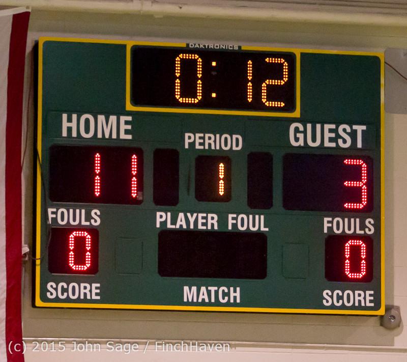 9220 Varsity Volleyball v Crosspoint 102315