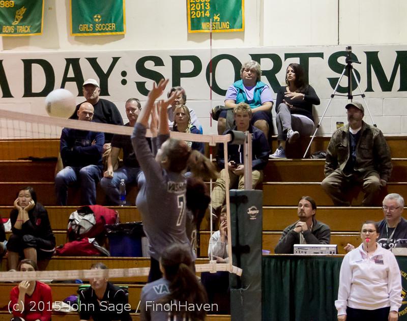 9252 Varsity Volleyball v Crosspoint 102315
