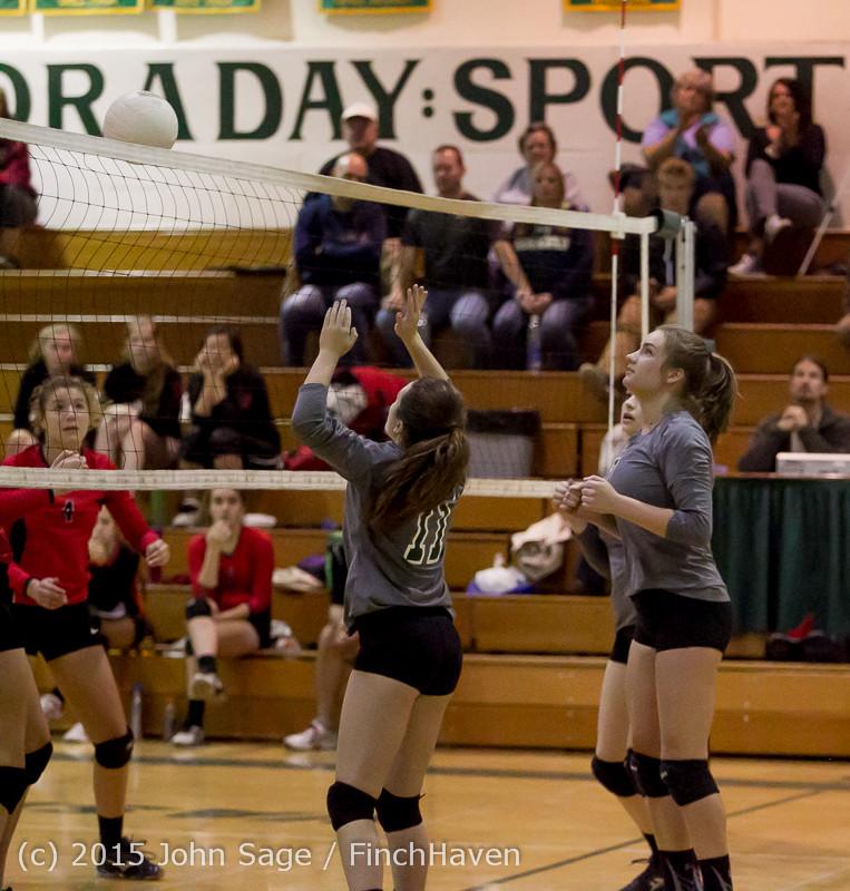 9266 Varsity Volleyball v Crosspoint 102315
