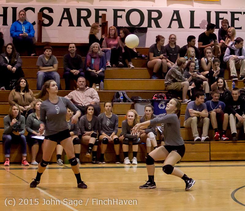 9299 Varsity Volleyball v Crosspoint 102315