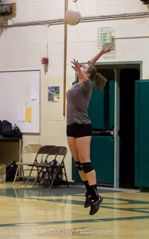 9365 Varsity Volleyball v Crosspoint 102315