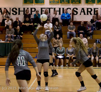 9374 Varsity Volleyball v Crosspoint 102315