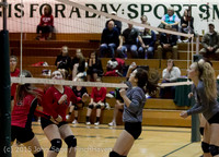 9472 Varsity Volleyball v Crosspoint 102315