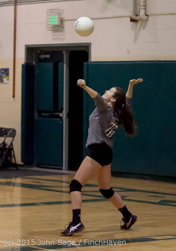 9529 Varsity Volleyball v Crosspoint 102315