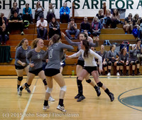 9588 Varsity Volleyball v Crosspoint 102315