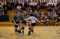 9652 Varsity Volleyball v Crosspoint 102315