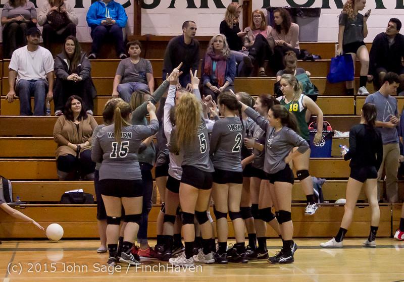 9702 Varsity Volleyball v Crosspoint 102315