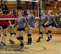 9742 Varsity Volleyball v Crosspoint 102315
