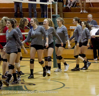 9746 Varsity Volleyball v Crosspoint 102315