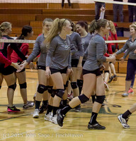 9771 Varsity Volleyball v Crosspoint 102315