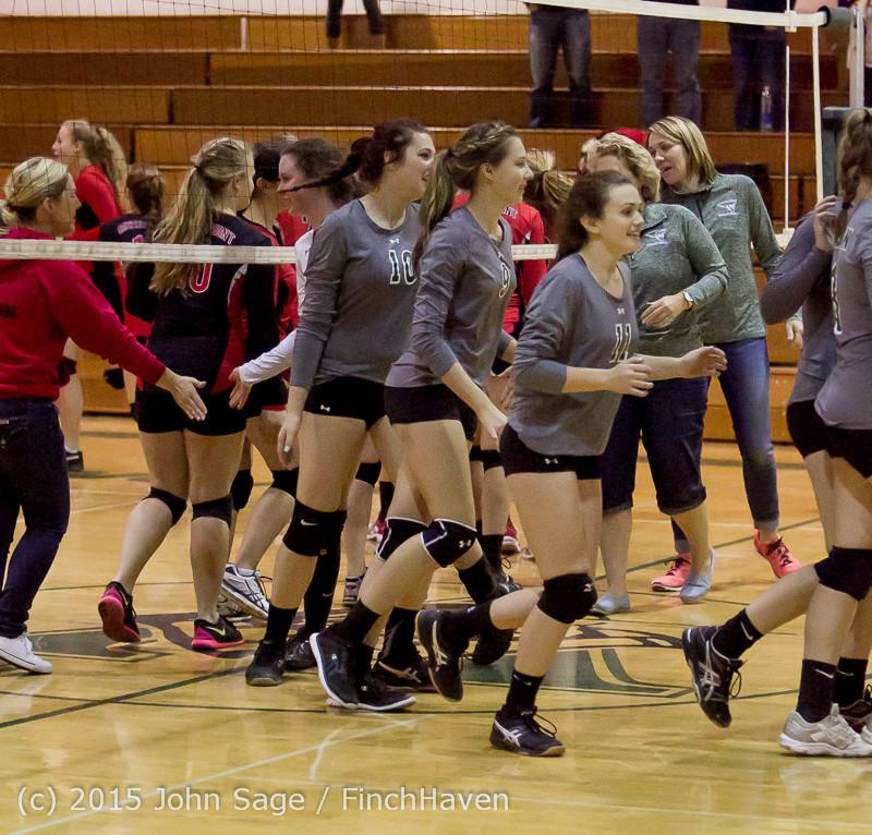 9779 Varsity Volleyball v Crosspoint 102315