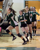 18861 Volleyball v Eatonville 091113