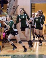18863 Volleyball v Eatonville 091113