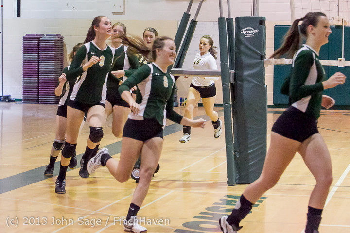 18888 Volleyball v Eatonville 091113